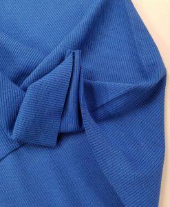 Rib trikotažas Ryškus mėlynas