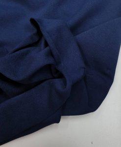 Kilpinis trikotažas Tamsiai mėlynas