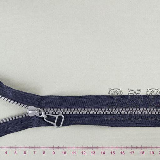 """Spiralinis užtrauktukas """"Tamsiai mėlynas"""", 18 cm"""