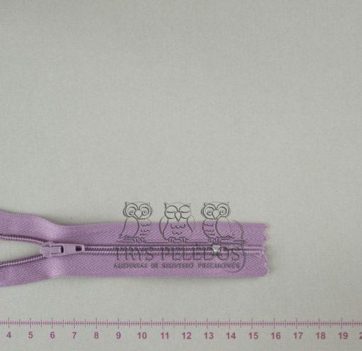 """Spiralinis užtrauktukas """"Alyvinis"""", 10 cm"""