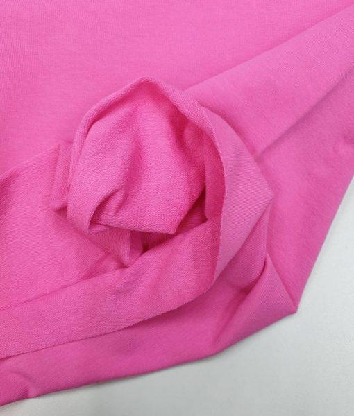 Kilpinis trikotažas Šviesiai rožinis