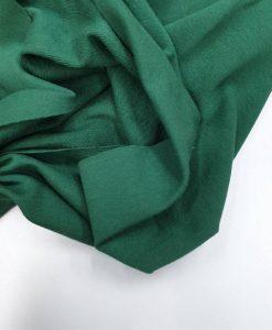 Kilpinis trikotažas Tamsiai žalias