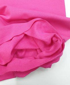 Kilpinis trikotažas Ryškiai rožinis
