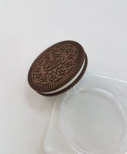 Silikoninis kramtukas Rudas sausainiukas