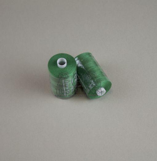 Siuvimo siūlai HARD Ryškiai Žali, 1000 jardų