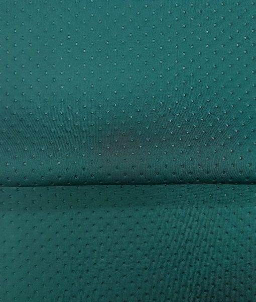 Faktūrinis / Dygsniuotas neoprenas Žalias