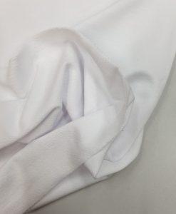 Kilpinis trikotažas Baltas