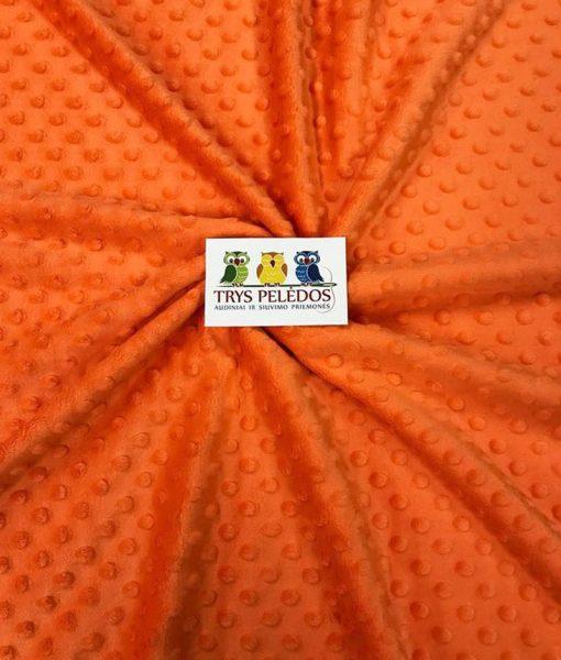 Minky Oranžinis