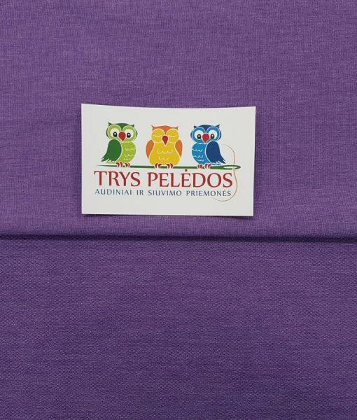 Kilpinis trikotažas Šviesiai violetinis