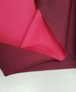 Dvispalvis neoprenas Rožinis margintas - rožinis lygus