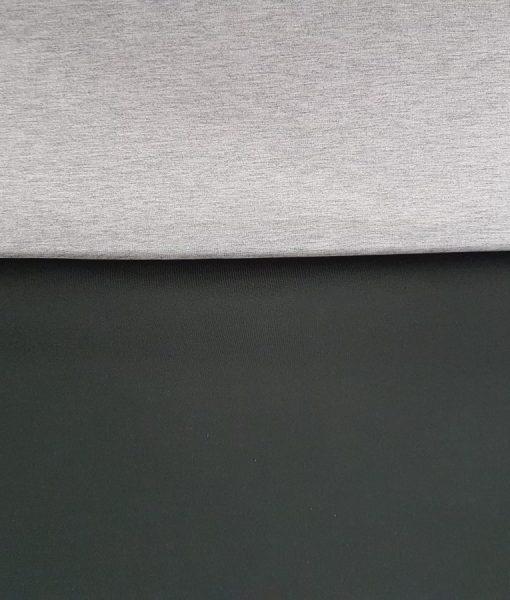 Dvispalvis neoprenas Šviesiai pilkas - juodas