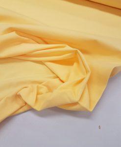 Plonas trikotažas, jersis Šviesiai geltona