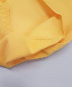 Rib trikotažas Geltona