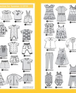 Ottobre Design Summer Kids Fashion 3/2016