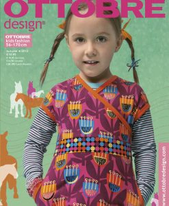 Ottobre Design Autumn Kids Fashion 4/2013