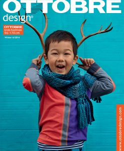 Ottobre Design Winter Kids Fashion 6/2014