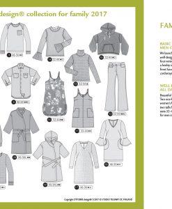 Ottobre design Family 7/2017