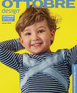 Ottobre Design Spring Kids Fashion 1/2018