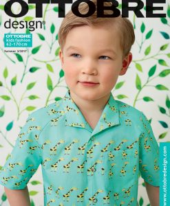 Ottobre Design Summer Kids Fashion 3/2017