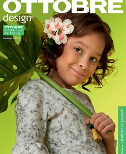 Ottobre Design Summer Kids Fashion 3/2018