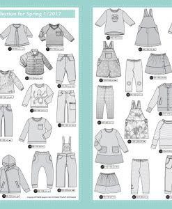 Ottobre Design Spring Kids Fashion 1/2017