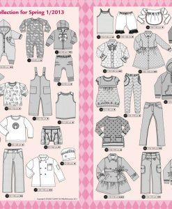 Ottobre Design Frühjahr Kids Fashion 1/2013