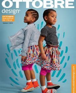Ottobre Design Sommer Kids Fashion 3/2014