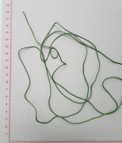 Pinta nailoninė virvelė Tamsiai žalia