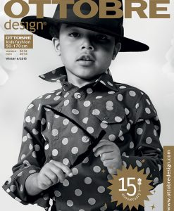 Ottobre Design Winter Kids Fashion 6/2015