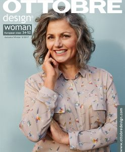 Ottobre Design Autumn/Winter Woman 5/2017