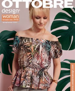 Ottobre Design Spring/Summer Woman 2/2017