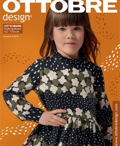 Ottobre Design Autumn Kids Fashion 4/2018