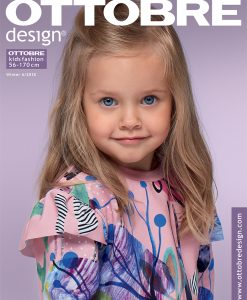 Ottobre Design Winter Kids Fashion 6/2018
