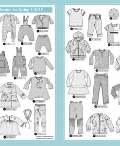 Ottobre Design Spring Kids Fashion 1/2019