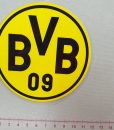 Termoaplikacija Borussia Dortmund futbolo komandos logotipas, maža