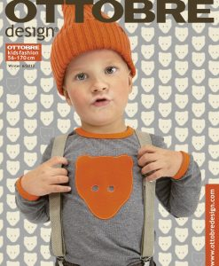 Ottobre Design Winter Kids Fashion 6/2013