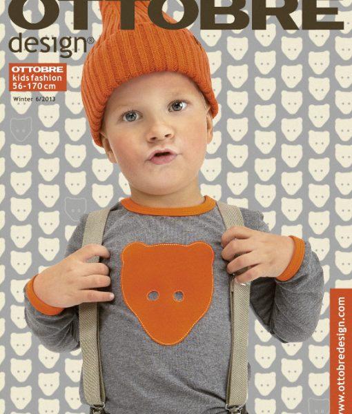 Ottobre Design Winter Kids Fashion 6/2013