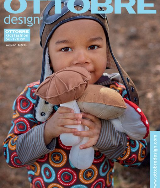 Ottobre Design Herbst Kids Fashion 4/2014