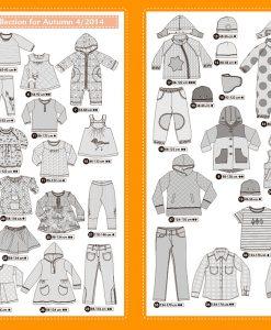 Ottobre Design Herbst Kids Fashion 4/2014