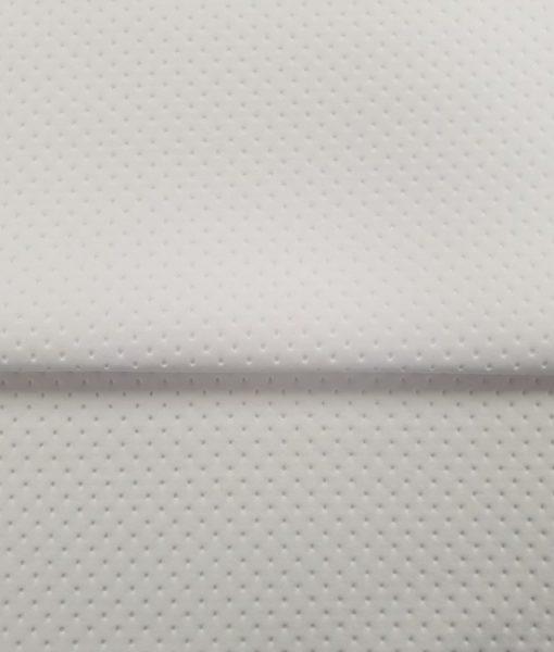 Faktūrinis / Dygsniuotas neoprenas Baltas