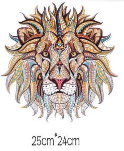 Termoaplikacija Liūtas, didelis