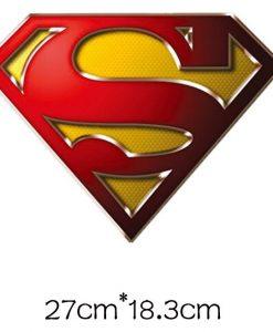 Termoaplikacija Supermenas, didelė