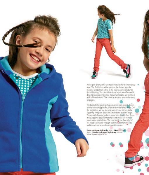 Ottobre Design Spring Kids Fashion 1/2014
