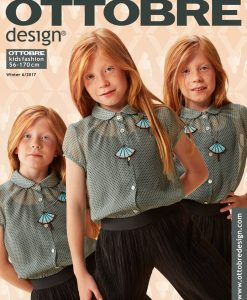 Ottobre Design Winter Kids Fashion 6/2017