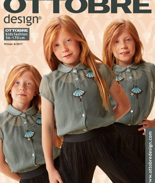 Ottobre Design Winter Kids Fashion 6/2017
