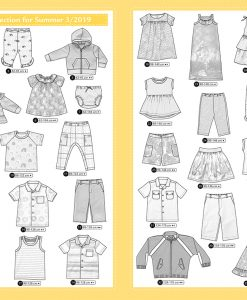 Ottobre Design Summer Kids Fashion 3/2019
