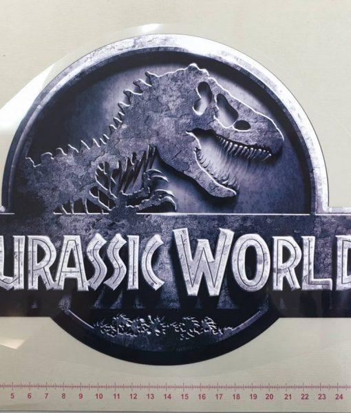 Termoaplikacija Jurassic World, didelė