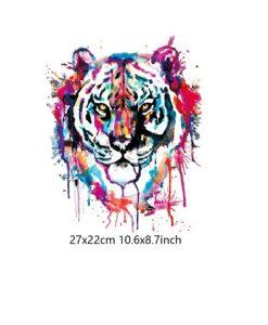 Termoaplikacija Tigras, didelė