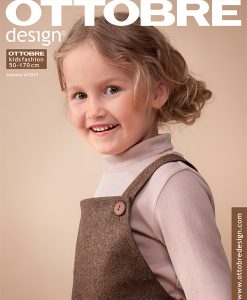 Ottobre Design Autumn Kids Fashion 4/2019