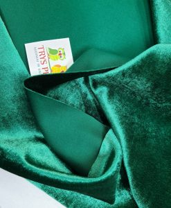 Veliūrinis neoprenas Žalias